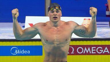 Mundial de Esportes Aquáticos - 50 m Peito Masculino