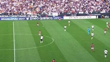 Os gols de Corinthians 1 x 1 Flamengo pela 17ª rodada do Campeonato Brasileiro - Os gols de Corinthians 1 x 1 Flamengo pela 17ª rodada do Campeonato Brasileiro