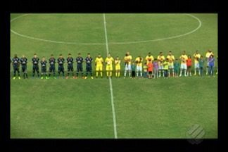 Remo empata em 0 a 0 com o Cuiabá na Arena Pantanal - Remo empata em 0 a 0 com o Cuiabá na Arena Pantanal