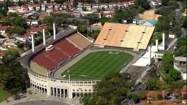 Em reencontro, Santos espera pedreira contra o Flamengo, no Pacaembu - Em reencontro, Santos espera pedreira contra o Flamengo, no Pacaembu