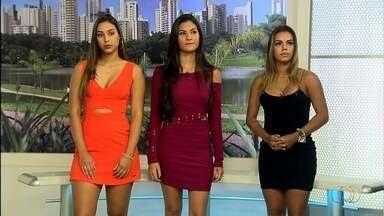 Concurso Musa do Araguaia termina nesta terça-feira (1º) - Quatro beldades disputam o título de mais bela.