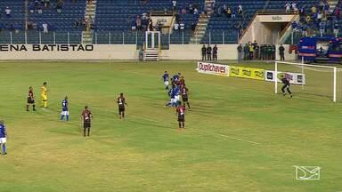 Em jogo sem brilho, Confiança e Moto empatam e seguem assombrados pelo Z-2 - Rubro-negro saiu na frente com Paquetá de pênalti, mas time da casa empatou o jogo aos 46 com gol de Frontini