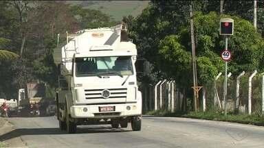 Radares instalados em rodovia que liga Cachoeiro a Vargem Alta começam a multar - Motorista que passa pelo trecho vai precisar ter ainda mais atenção.