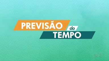 Tem previsão de chuva pra esta quarta-feira em boa parte do estado - Uma nova frente fria chega ao Paraná e traz chuva para as regiões oeste e sudoeste.