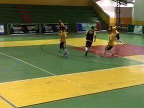 Futsal de Dracena enfrenta equipe de Sorocaba pela Liga Paulista - Partida ocorre na noite desta terça-feira (1º).