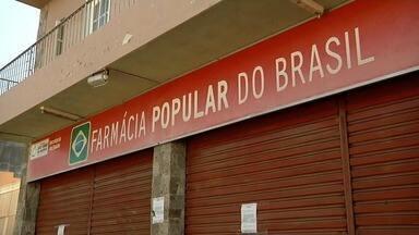 Farmácia Popular de São João da Barra, RJ, fecha nesta terça-feira - Assista a seguir.
