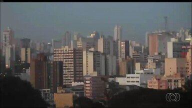 Veja como fica o tempo em Goiás nesta quarta-feira (2) - Previsão é de tempo seco e quente em praticamente todas as regiões do estado.