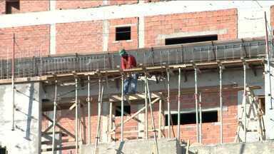 Construção civil registra queda em Imperatriz - Sem novos investimentos, a mão de obra no setor caiu no primeiro semestre do ano.