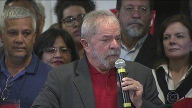 Lula vira réu na ação sobre sítio de Atibaia, em São Paulo - Ex-presidente é acusado dos crimes de lavagem de dinheiro e corrupção.