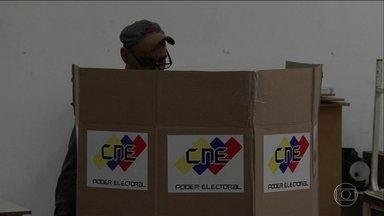 Nova Assembleia da Venezuela vai tomar posse - Na votação de domingo (30) foram eleitos 545 deputados sem a participação da oposição.
