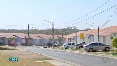 O setor imobiliário vem dando sinais de recuperação em Cuiabá - O setor imobiliário vem dando sinais de recuperação em Cuiabá.