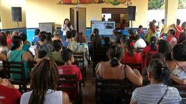 Barro Santarenzinho recebe primeira etapa do 'Viva a Vida', com 650 atendimentos - Projeto levou ações de saúde e cidadania a dezenas de moradores na escola União Libertadora.
