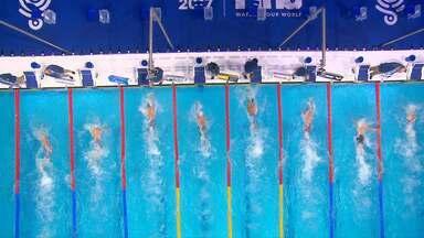 Mundial de Esportes Aquáticos - 50 m Livre Masculino