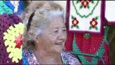 Crochê vira terapia para moradoras de Araguaína; entenda o projeto - Crochê vira terapia para moradoras de Araguaína; entenda o projeto