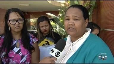 Família busca vaga para idosa com diabetes poder amputar o pé, em Goiânia - Procedimento é considerado de urgência, mas ela ainda não conseguiu vaga.