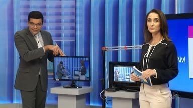 Veja como ligar na sua TV o sinal digital, que vai garantir melhor imagem e som - Sinal analógico será desligado em 24 cidades do Ceará em menos de dois meses.