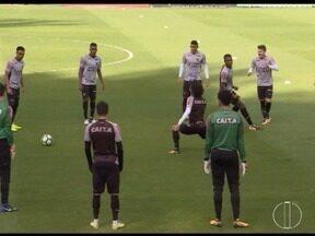 Esporte: Atlético enfrenta o Corinthians pelo brasileirão nesta quarta - Saiba quais os cuidados para soltar pipa com segurança.
