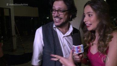 Lucio Mauro Filho se divide entre 'Malhação' e 'PopStar' - Ator comenta sua apresentação no último domingo com a música 'Epic' e fala do momento de seu personagem Roney na novela