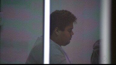 Preso homem acusado de fraudar esquema de venda de passagens aéreas em João Pessoa - O homem está preso na Central de Polícia.