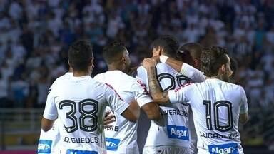 Os gols de Santos 3 x 2 Flamengo pela 18ª rodada do Campeonato Brasileiro - Os gols de Santos 3 x 2 Flamengo pela 18ª rodada do Campeonato Brasileiro