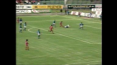 2ª Defesa de Dida na derrota por 1 a 0 para El Nacional, pelo duelo de ida das oitavas - 2ª Defesa de Dida na derrota por 1 a 0 para El Nacional, pelo duelo de ida das oitavas