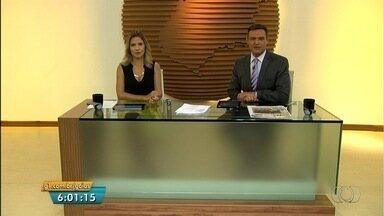Veja os destaques do Bom Dia Goiás desta quinta-feira (3) - Baladas passam a ser fiscalizadas para não cobrar preços diferentes de homens e mulheres, em Goiás.