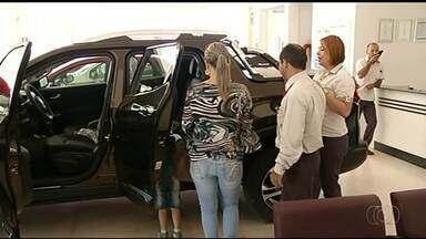 Donos de concessionárias comemoram alta nas vendas de veículos em Gurupi - Donos de concessionárias comemoram alta nas vendas de veículos em Gurupi