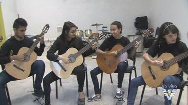 Projeto Guri estão com inscrições abertas para atividades culturais - Iniciativa acontece na Cadeia Velha de Santos.