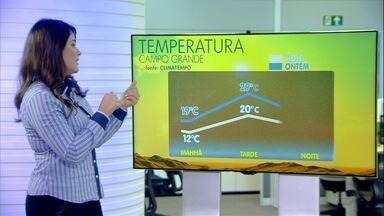 Veja previsão do tempo para sexta-feira (4) em MS - Veja previsão do tempo para sexta-feira (4) em MS.