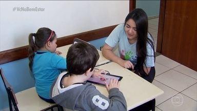 Conheça um projeto apoiado pelo Criança Esperança que cuida de crianças com autismo - Associação Maringaense dos Autistas dá atendimento para crianças autismo, são várias atividades voltadas ao bem estar dos alunos e da família. Os recursos oferecidos pelo Criança Esperança ajudam a manter esse projeto.
