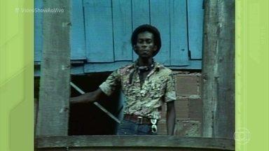 Relembre vídeo do sucesso 'Juventude Transviada', de Luiz Melodia - Música fez parte da trilha sonora da novela 'Pecado Capital', em 1975