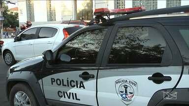Polícia recupera produtos roubados em Caxias - Polícia recupera produtos roubados em Caxias