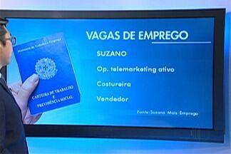 Confira as vagas de emprego no Alto Tietê - O Emprega Mogi tem vaga para confeiteiro. PAT também tem vagas.