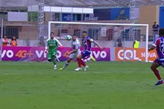 Confira os gols do Brasileirão - Paulistas entraram em campo.