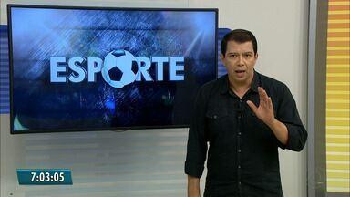 Kako Marques traz as notícias do Esporte - Veja os destaques mostrados hoje.