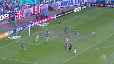 Bahia vence o São Paulo por 2 x 1 na Arena Fonte Nova, em Salvador - Confira as notícias do tricolor baiano.