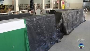 Obras atrasam e Biblioteca Municipal de Garça segue interditada - As obras para reparar as rachaduras e problemas na estrutura do prédio da Biblioteca Municipal de Garça estão atrasadas e o local segue interditado, prejudicando os 2 mil frequentadores mensais da unidade.