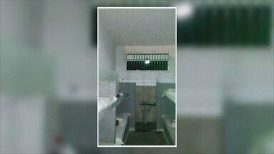 Mais um fugitivo é recapturado e levado para Centro Ressocialização em Ariquemes - Onze apenados fugiram do local na semana passada.