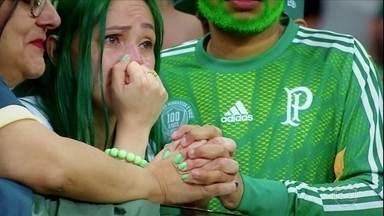 Clipe mostra o drama do Palmeiras na Libertadores, com narração de Galvão Bueno - Clipe mostra o drama do Palmeiras na Libertadores, com narração de Galvão Bueno