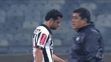 Atlético-MG empata com o Jorge Wilstermann e é eliminado da Libertadores - O jogo terminou 0 x 0.