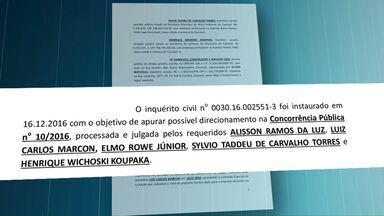 Ministério público de Cascavel denuncia possíveis irregularidades em contrato do lixo - A empresa que presta o serviço na cidade teria sido beneficiada por ex-secretários e servidores.
