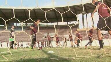 Ferroviária volta a campo contra o Mirassol pela Copa Paulista nesta quinta (10) - Jogo ocorre às 20h na Arena da Fonte. A equipe quer garantir vitória e voltar a liderança do grupo.