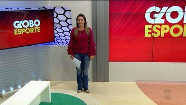 Assista à ìntegra do Globo Esporte CG desta quinta-feira (10.08.2017) - Veja os detalhes com a repórter Waléria Assunção.