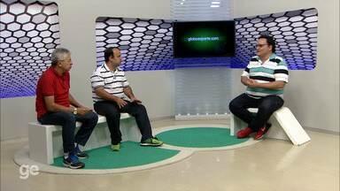 Comentaristas acreditam que resultados do grupo ajudaram Botafogo-PB na Série C - Mesmo perdendo seis seguidas, Belo continua fora do Z-2 e a explicação passa pelo desempenho dos rivais, segundo Phelipe Caldas e Expedito Madruga, no Resenha do GE desta semana