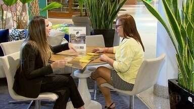 Feirão de Imóveis traz oportunidades de compra de apartamentos, casas e terrenos - Evento acontece até o dia 20 de agosto no Shopping RioMar, na Zona Sul do Recife.