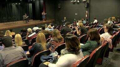 Juiz de Fora sedia encontro organizado pelo Ministério da Cultura - Centro de Artes e Esportes, a Praça CEU, em Benfica, recebeu nesta quinta-feira (10) representantes de outros 30 centros em cidades de Minas Gerais e Rio de Janeiro.