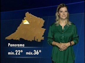 Confira a previsão do tempo para o Oeste Paulista - Veja como fica a temperatura nas cidades da região.