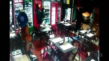Morre homem suspeito de participar do arrastão em um bar em Ponta Grossa - Ele morreu em um confronto com a Polícia Militar.
