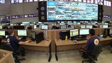 Prefeitura de Goiânia começa a monitorar ambulâncias do Samu em tempo real - Ideia é controlar gasto de combustível, tornar atendimento mais rápido e propor melhorias para problemas detectados.