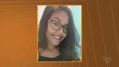 Adolescente de 15 anos desaparece em Santos - Alícia Dias saiu de casa para ir à escola, mas não entrou na unidade.